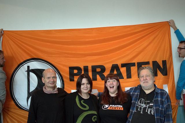 Kreisparteitag 2014.2 Vorstand